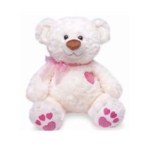 Pelucia Ursinho Do Meu Coração Buba Toys