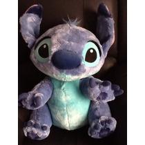 Pelúcia Disney Stitch Jumbo Original Disneyland Paris Raro