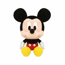 Pelúcia Mickey Big Head 25cm Disney Original Long Jump