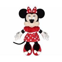 Ursinho De Pelúcia Minnie Mouse 30 Cm Antialérgico Disney