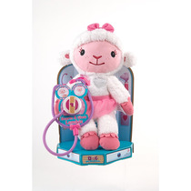 Boneca Disney Doutora Brinquedos Lambie Danca E Canta
