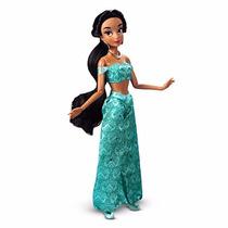 Linda Boneca Princesa Jasmine Original Princesas Disney 28cm