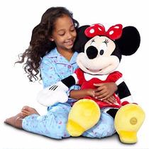 Minnie Grande - Pelúcia Da Turma Do Mickey Original Disney