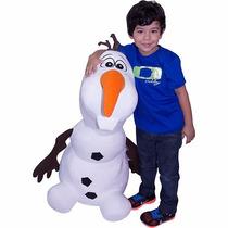Boneco De Pelúcia Olaf 1 Metro Disney Frozen - Long Jump