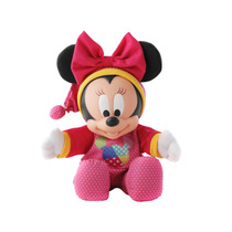 Boneca Minnie Baby Original Multibrink Disney