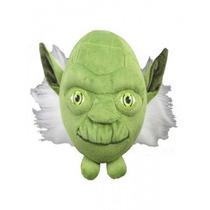 Boneco Pelucia Mestre Yoda 15cm Star Wars - Original
