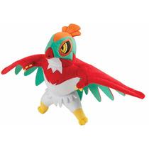 Pelúcia Pokémon Hawlucha 20cm