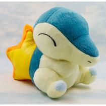 Pelúcia Pokemon Cyndaquil - Nintendo Banpresto 14 Cm