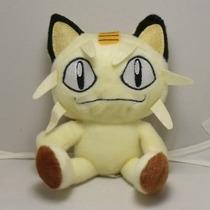 Pelúcia Pokemon Meowth Miau - Nintendo 13 Cm