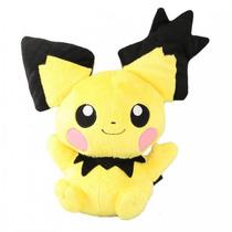 Pelúcia Pokemon Pichu Pikachu - Nintendo 18 Cm