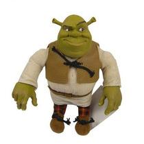 Shrek Pelucia Original Nova Rara Temo Burro Gato Botas Dragã