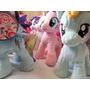 6 Pelúcia My Little Pony 18 Cm - Original Hasbro