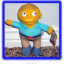 Ralf Simpson Pelucia Picolina Os Simpsons Ralph Raro Homer
