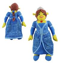 Pelúcia Fiona Shrek - Incriveis 30cm!