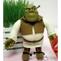 Boneco Shrek Pelucia 25cm