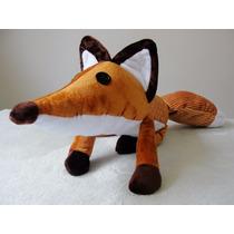 Raposa 62 Cm Filme Pequeno Príncipe Fox Little Petit Prince
