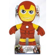 Homem De Ferro No Display 32 Cm Buba Toys
