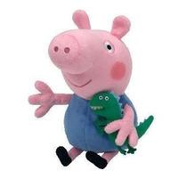 Peppa Pig Ou George Pig 15 Cm - Vende Muito - Pronta Entrega