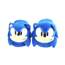 Par De Pantufas Sonic Original Sonic Team Sega Personagem