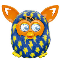 Pelúcia Interativa - Furby Boom - Blue And Yellow Lightning