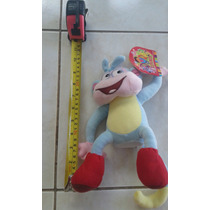Pelúcia Macaco Botas 25cm Dora Aventureira Pronta Entrega