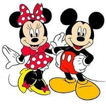 Kit Pelúcias Minnie E Mickey Musicais - Entrega Imediata
