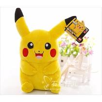 Pelúcia Pokemon Pikachu - 25 Cm Nintendo Pokemon Banpresto