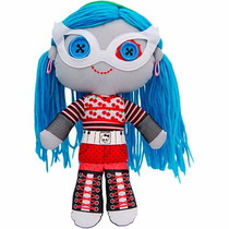 Boneca De Pelúcia Monster High Ghoulia Yelps - Bbr Toys