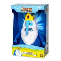 Lacrado Boneco De Pelúcia Da Grow Adventure Time Rei Gelado