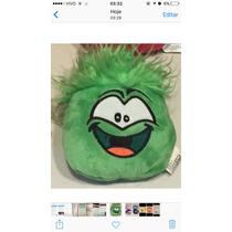 Disney Puffle Verde Club Penguim 20 Cm