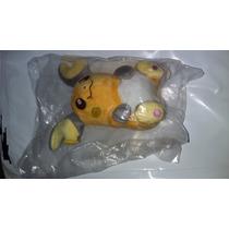 Pelúcia Pokemon - Raichu 15 Cm