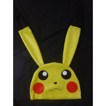 Touca Pikachu - Pokemon -