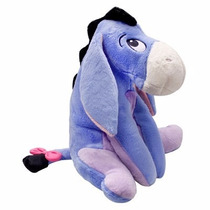 Burrinho Ió Bisonho De Pelúcia - Ursinho Pooh Disney C/nf