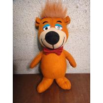 Urso Catatau (turma Do Zé Colmeia De Hanna Barbera) 25cm