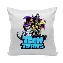 Almofada Jovens Titas Teen Titans Go 30 X 30cm Mod3