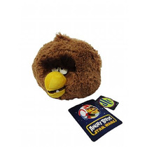 Pelúcia Angry Birds Star Wars Diversos Modelos Dtc