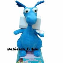 Dra Brinquedo - Dragãozinho Felpudo Falante