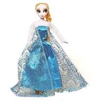 Boneca Disney Frozen Rainha Elsa Musical Canta Pronta Entreg