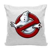 Almofada 30x 30cm Caça Fantasmas Ghost Busters Ghostbusters