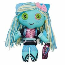 Boneca Pelúcia Lagoona Blue Monster High Pronta Entrega 28cm