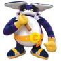 Sonic Hedgehog Big The Cat Pelúcia Licenciada De 30cms Gea