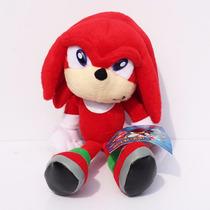 Sonic The Hedgehog Knuckles Pelucia 23cm