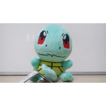 Pokemon Squirtle De Pelucia Pronta Entrega Brinquedo