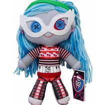 Boneca Pelúcia Ghoulia Yelps Monster High Pront Entrega 28cm