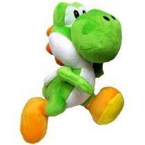 World Nintendo Mario Bros Pelucia Plush Original: Yoshi 18cm