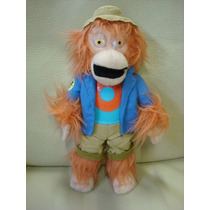 Pelucia Macaco Zing Zillas Musical Frank Perry Raro