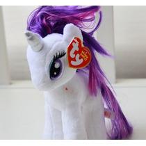 Pelúcia My Little Pony 18 Cm Pronta Entrega Novo Unicórnio