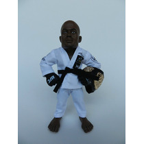 Boneco Ufc Round 5 Exclusivo - Anderson Silva Fan Expo 2013