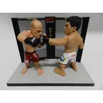 Boneco Ufc Round 5 Vs Series Randy Couture Vs Lyoto Machida