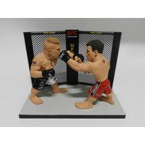 Boneco Ufc Round 5 Vs Series - Brock Lesnar Vs Frank Mir
